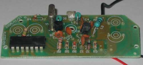 Two Chip Am Receiver2 Circuit Schematic